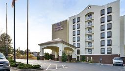 Exterior view Comfort Suites University - Research Park