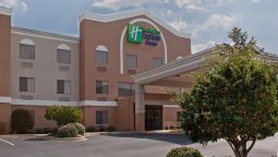 Buitenaanzicht Holiday Inn Express & Suites GREENVILLE AIRPORT