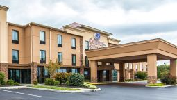Exterior view Comfort Suites Knoxville
