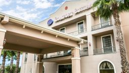 Buitenaanzicht Comfort Suites Willowbrook