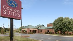 Exterior view Comfort Suites Parkersburg South