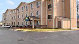 Exterior view DAYS INN DYERSBURG