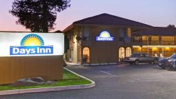 Exterior view DAYS INN SAN JOSE CONVENTION C
