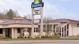 Exterior view DAYS INN KINGSPORT