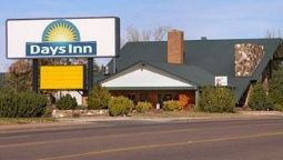 Exterior view DAYS INN SHOW LOW