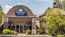 Buitenaanzicht DAYS INN & SUITES LEXINGTON