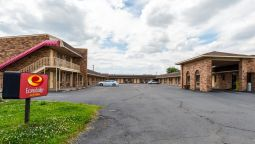 Exterior view Econo Lodge & Suites