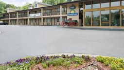 Exterior view DAYS INN CARTERSVILLE