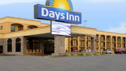 Exterior view DAYS INN PIGEON FORGE