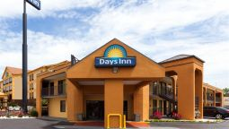 Exterior view DAYS INN MEMPHIS - I40 AND SYC