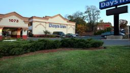 Buitenaanzicht DAYS INN BORDENTOWN