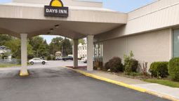 Exterior view DAYS INN COLUMBUS NORTH