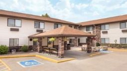 Exterior view DAYS INN AND SUITES DAVENPORT