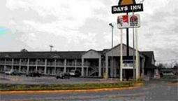 Exterior view DAYS INN - WAGONER