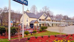 Exterior view DAYS INN CANTON