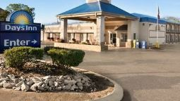 Exterior view DAYS INN COOKEVILLE