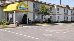 Buitenaanzicht DAYS INN WEST-EAU CLAIRE