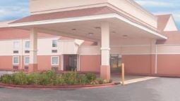 Exterior view DAYS INN ALMA