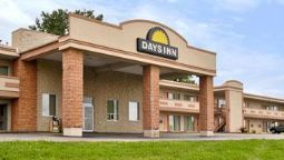 Exterior view DAYS INN ST. LOUIS NORTH