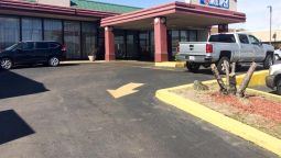 Exterior view Econo Lodge Inn & Suites Melrose Park