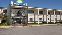 Exterior view DAYS INN SHREWSBURY WORCESTER