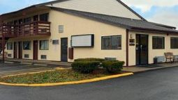 Exterior view Days Inn Athens OH