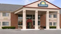 Exterior view DAYS INN - COLUMBUS IN