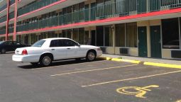 Exterior view Days Inn Erlanger Cincinnati Airport