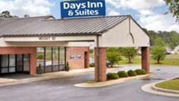 Exterior view DAYS INN & SUITES ROCKY MOUNT