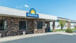 Exterior view DAYS INN GLENDIVE