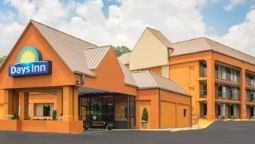 Exterior view DAYS INN KNOXVILLE EAST-CHILHO