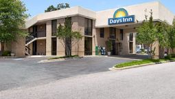 Buitenaanzicht DAYS INN EASLEY WEST OF GREENV