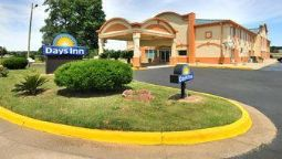 Exterior view DAYS INN COLISEUM MONTGOMERY A