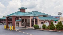 Exterior view DAYS INN JACKSON