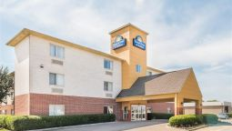 Exterior view DAYS INN SUITES DALLAS