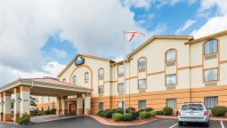 Exterior view DAYS INN & SUITES PRATTVILLE-M