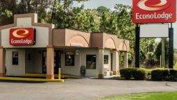 Exterior view Econo Lodge Crystal River