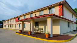 Buitenaanzicht Econo Lodge Lansing - Leavenworth