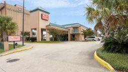 Exterior view Econo Lodge New Orleans
