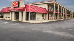 Exterior view Econo Lodge North