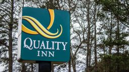 Buitenaanzicht Quality Inn Kenly