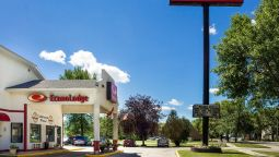Buitenaanzicht Econo Lodge Grand Forks