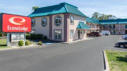 Exterior view Econo Lodge Absecon