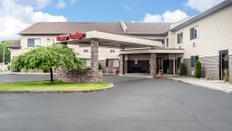 Exterior view Econo Lodge Ithaca