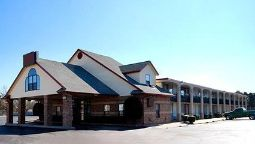 Exterior view Econo Lodge Norman
