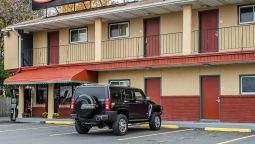 Exterior view Econo Lodge Frackville