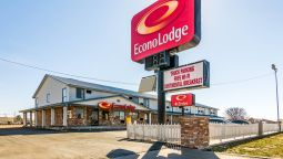 Exterior view Econo Lodge Dumas