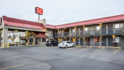 Exterior view Econo Lodge Downtown
