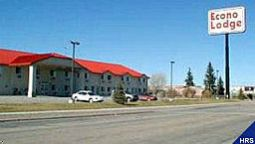 Hotel Econo Lodge - Laramie (Wyoming)