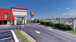 Buitenaanzicht Econo Lodge Harrisonburg